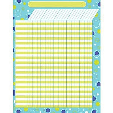 Trend Enterprises® Large Incentive Chart, Blue Fizz
