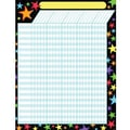 Trend Enterprises® Large Incentive Chart, Gel Stars