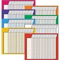 Trend Enterprises® Horizontal Jumbo Incentive Chart, Variety Pack
