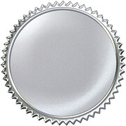 Trend Enterprises® Award Seals Stickers, Silver Burst