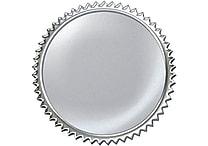 Trend Enterprises® Award Seals Stickers, Silver Burst