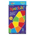 Trend Enterprises® 3-Corner Matching Logic Game, Match-It!