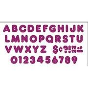 "Trend Enterprises® Ready Uppercase Letter, 3"", Purple"