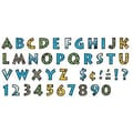 Trend Enterprises® Venture Ready Uppercase Letter, 4in., Natural Elements