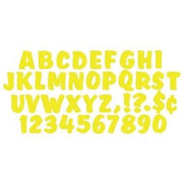Trend Enterprises® Ready Splash Uppercase Letter, 4