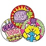 Trend Enterprises® Stinky Stickers, Birthday Fun/Cotton Candy