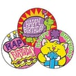 Trend Enterprises® Stinky Stickers, Birthday Fun/Cotton Candy