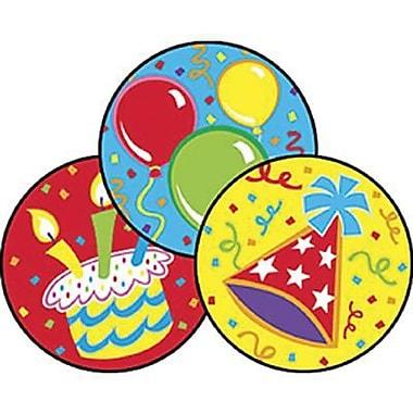Trend Enterprises® Stinky Stickers, Big Birthday/Frosting