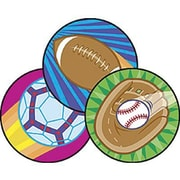 Trend Enterprises® Stinky Stickers, Spectacular Sports/Leather