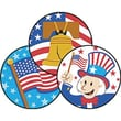 Trend Enterprises® Stinky Stickers, American Pride/Apple Pie