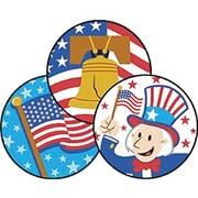 Trend Enterprises® Stinky Stickers, American Pride/Apple Pie