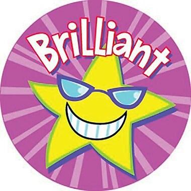 Trend Enterprises® Stinky Stickers, Super Stars/Caramel