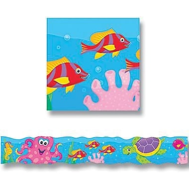 Trend Enterprises® pre-kindergarten - 4th Grades Bolder Border, Under The Sea