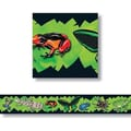 Trend Enterprises® 2nd - 6th Grades Bulletin Board Border, Rain Forest Animals