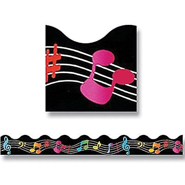 Trend Enterprises® 1st - 9th Grades Terrific Trimmer, Music Notes