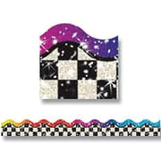 Trend Enterprises® Pre-kindergarten - 5th Grades Bolder Border, Rainbow Sparkle