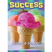 Trend Enterprises® ARGUS® Poster, Success Comes In Many Flavors