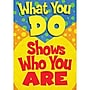 Trend Enterprises® ARGUS® Poster, What You Do SHows