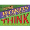 Trend Enterprises® ARGUS® Poster, Words Travel Fast