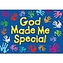 Trend Enterprises Argus Poster, God Made Me Special