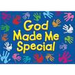 Trend Enterprises® ARGUS® Poster, God Made Me Special