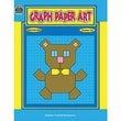 Teacher Created Resources® Graph Paper Art Book, Grades 2nd - 6th