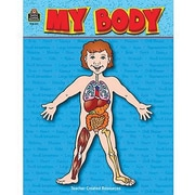 Teacher Created Resources® My Body Book, Grades 1st - 4th