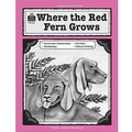 Teacher Created Resources® Where The Red Fern Grows Guide, Grades 5th - 8th