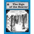 Teacher Created Resources® Using The Sign of The Beaver Guide, Grades 3rd - 5th