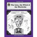 Teacher Created Resources® Using The Lion The Witch and The Wardrobe Guide, Grades 3rd -5th