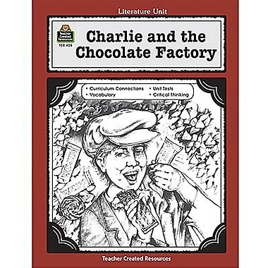 Teacher Created Resources® Using Charlie and The Chocolate Factory Guide, Grades 3rd - 5th