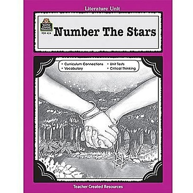 Teacher Created Resources® Using Number The Stars In The Classroom Guide, Grades 3rd - 5th
