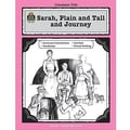 Teacher Created Resources® Using Sarah Plain and Tall and Journey Guide, Grades 3rd - 5th