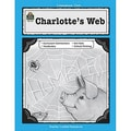 Teacher Created Resources® Using Charlotte's Web In The Classroom Guide, Grades 3rd - 5th