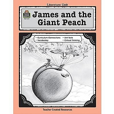 Teacher Created Resources® Using James and The Giant Peach Guide, Grades 3rd - 5th