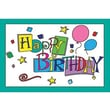 Teacher Created Resources® Happy Birthday Postcard