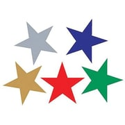 Teacher Created Resources® Stars Stickers, Assorted Foil