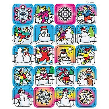 Teacher Created Resources® Stickers, Winter