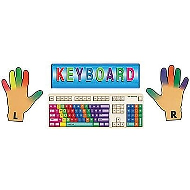 Teacher Created Resources® Bulletin Board Display Set, Keyboards