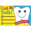 Teacher Created Resources® I Lost My Tooth Awards