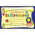 Teacher Created Resources® Certificate of Achievement, 8 1/2in.(L) x 11in.(W)
