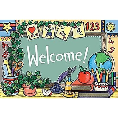 Teacher Created Resources® School Tools Postcard