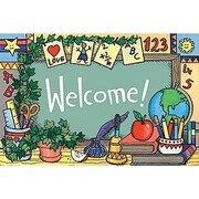 Teacher Created Resources® School tool Postcard