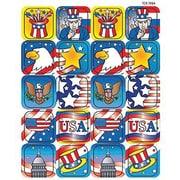 Teacher Created Resources® Stickers, Patriotic 2