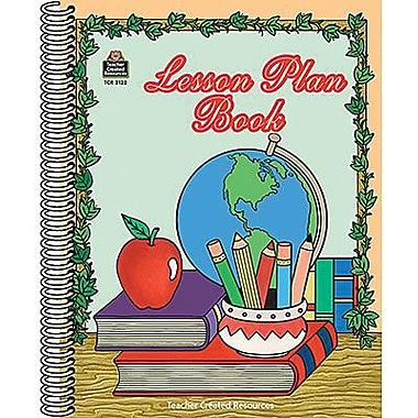 Teacher Created Resources® Ivy and Apple Lesson Plan Book, Grades Kindergarten - 12th