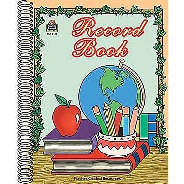 Teacher Created Resources® Ivy and Apple Record Book, Grades Kindergarten - 12th