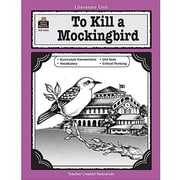 Teacher Created Resources® To Kill A Mockingbird Guide, Grades 5th - 8th