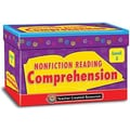 Teacher Created Resources® Nonfiction Reading Comprehension Card, Grades 3rd