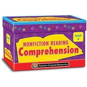 Teacher Created Resources® Nonfiction Reading Comprehension Card, Grades 4th