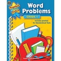 Teacher Created Resources® Practice Makes Perfect Series Word Problems Book, Grades 1st